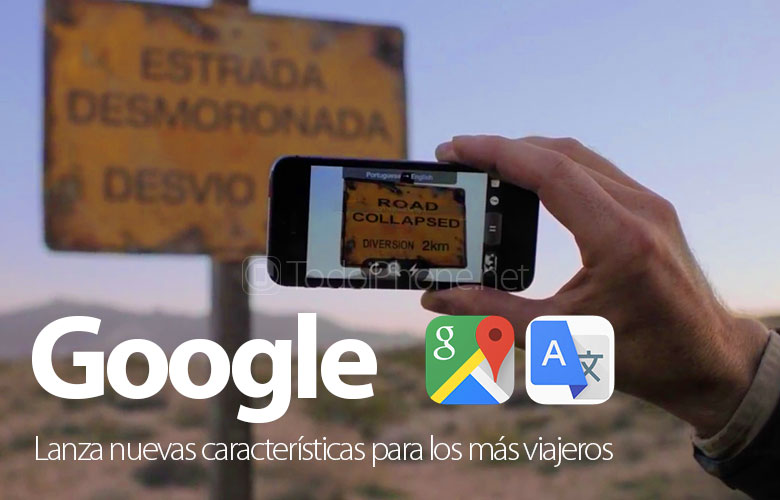 Google adds new features to Translate and Maps for the most travelers 3