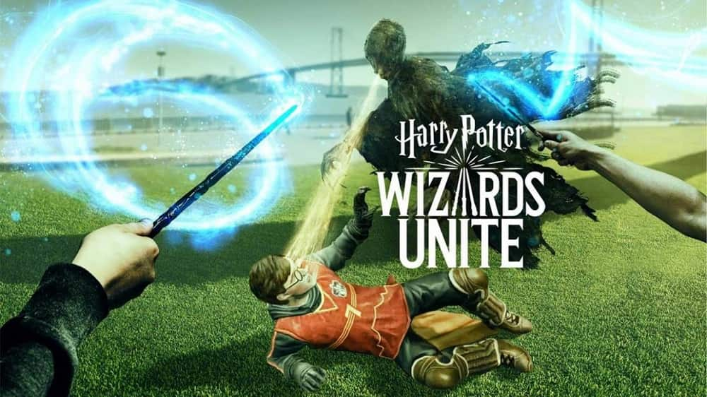 Harry Potter: Wizards Unite will track your activity even if the application does not run