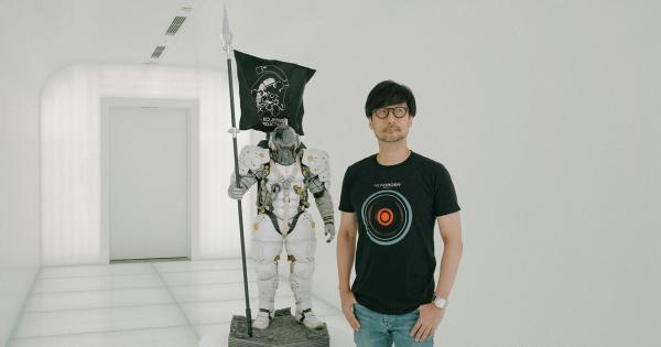 Hideo Kojima already thinks about his next project after Death Stranding