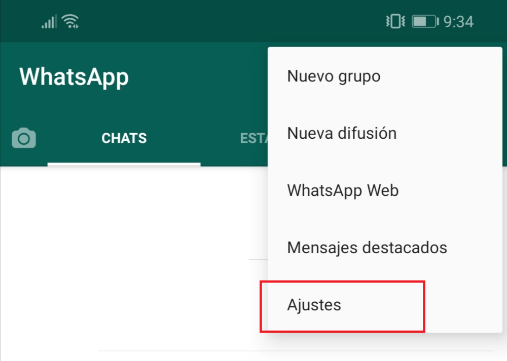 How to block your WhatsApp with fingerprint so that nobody reads your conversations? 1