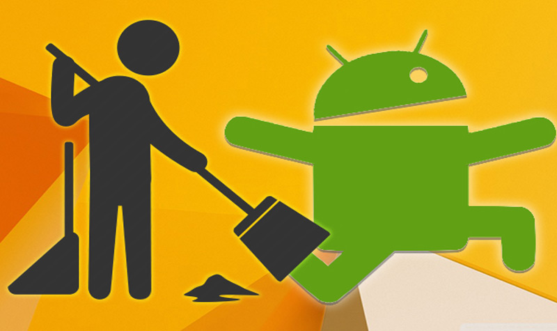 Which applications save data in your smartphone's cache