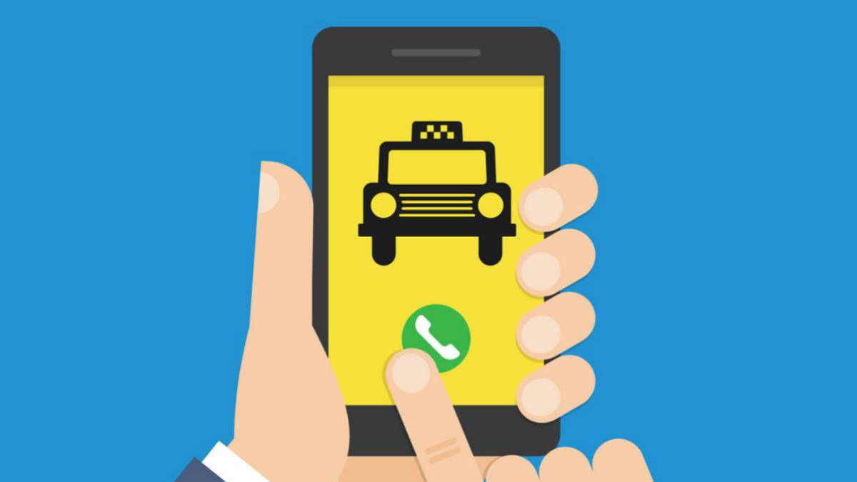 How to order a Taxi by WhatsApp in Madrid, this is the number 2