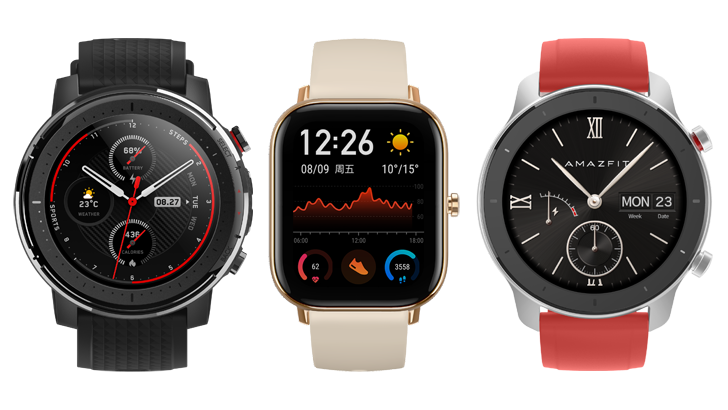 Huami unveils its new Amazfit GTS and Amazfit Sport Watch 3 at the IFA 2019 forecasting its international launch shortly
