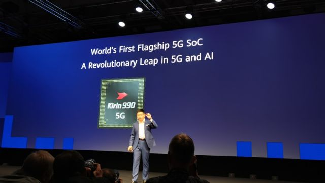 Huawei Kirin 990 Chipset Introduced! Here are the features