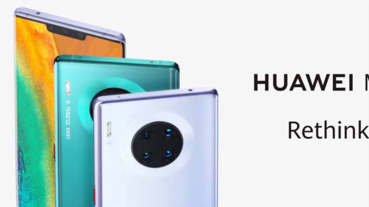 Huawei Mate 30 and Pro: Price, specifications and release date 4