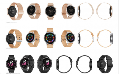 Huawei Watch GT 2: real images before launch 6