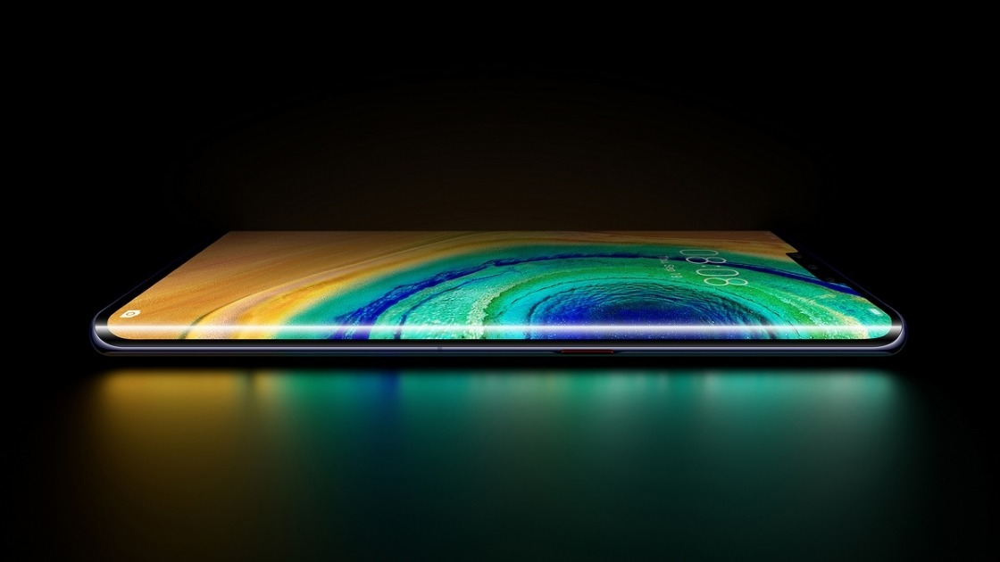 Huawei explains how the Mate 30 Pro ignores phantom touches on its 'waterfall screen'