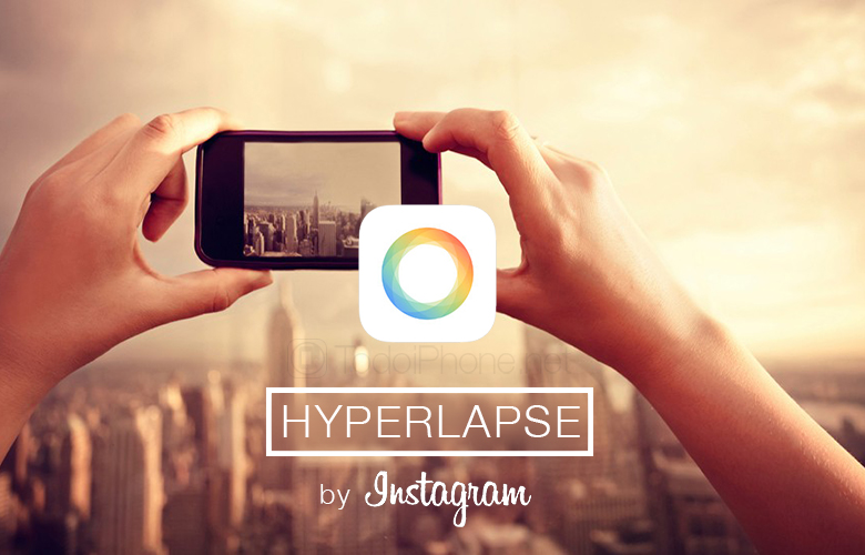 Hyperlapse is now compatible with iPhone 6, iOS 8 and selfie recording 4