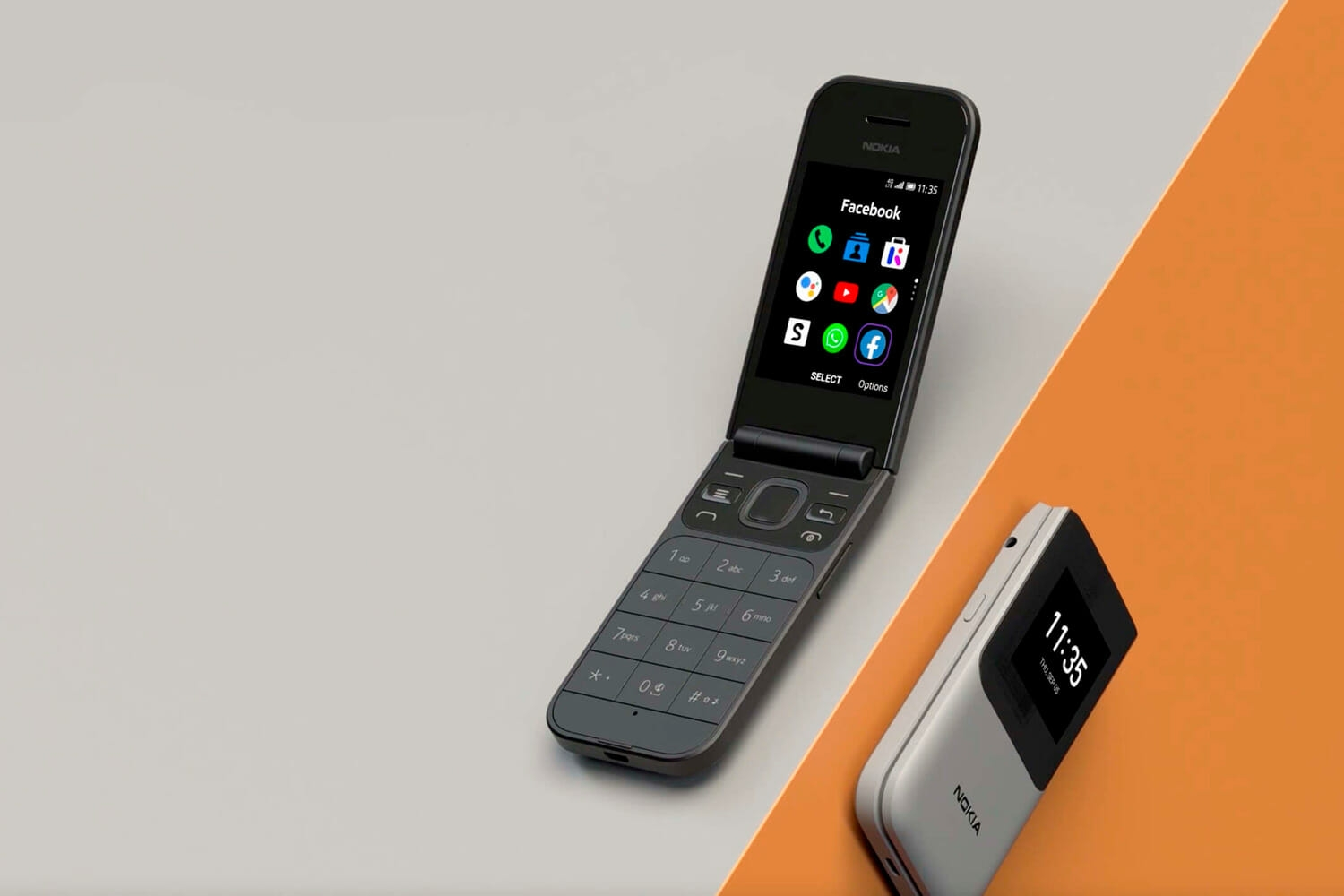 IFA low cost phones at $ 20 are presented at IFA 2