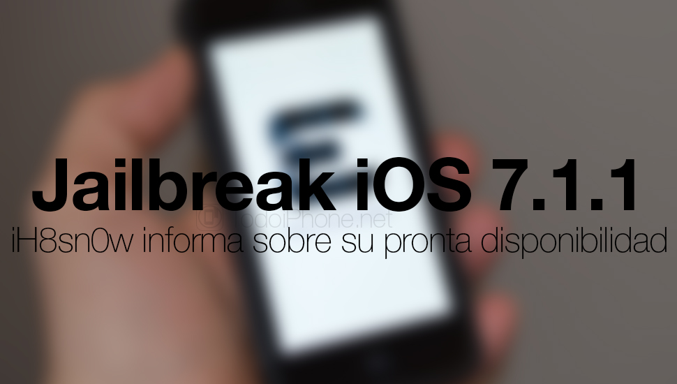 Jailbreak iOS 7.1.1, according to iH8sn0w will be available soon 2