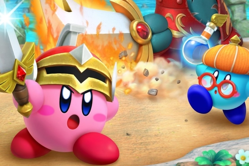Kirby returns to action in Nintendo Switch with Super Kirby Clash, a free-to-start title that can now be downloaded