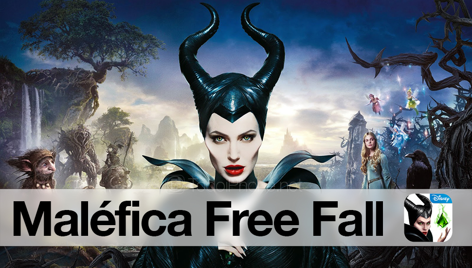 Maleficent, the latest Disney movie game for iPhone and iPad arrives 2
