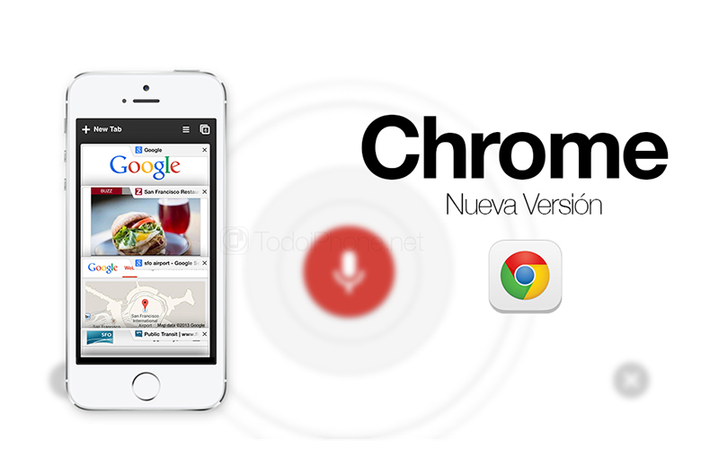 Material Design comes to Google Chrome for iPhone and more 2