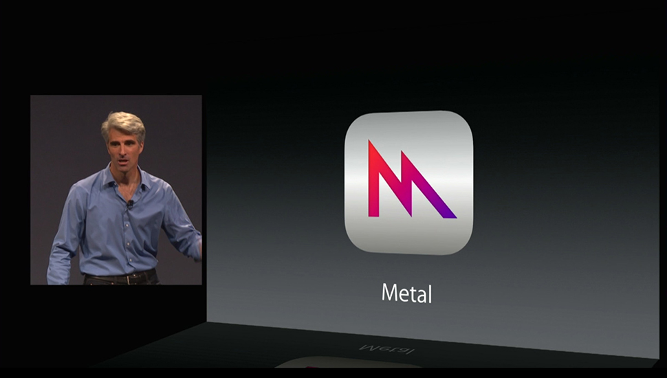 Metal will get the full potential of iPhone 5S and iPad Air 3
