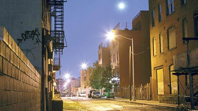 Mobile Solution for Non-Combustible Street Lights