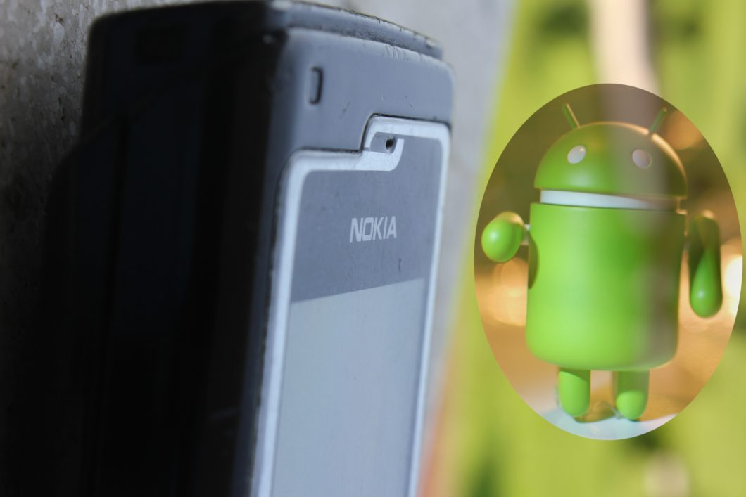 Old mobile phone with Android: here it is in a video 2