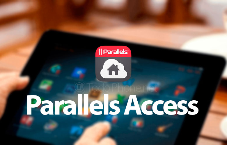 Parallels Access is updated and adds support for iPhone 6 and iPhone 6 Plus 2