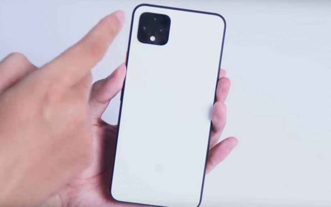 Pixel 4: 2 high-quality hands-on videos pop up 2