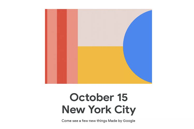 Pixel 4 Launch Date Confirmed for October 15 as Google Sends out Invites