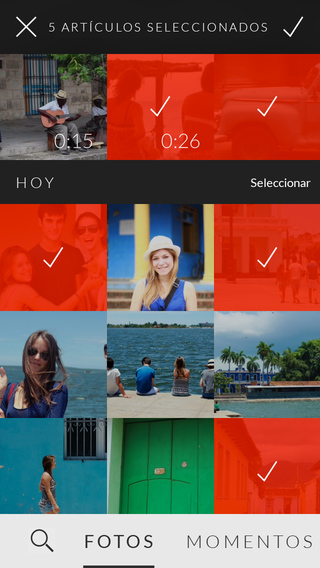 Replay Video Editor, the application of the year for iPhone and iPad 3