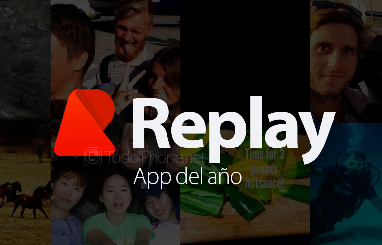 Replay Video Editor, the application of the year for iPhone and iPad 2