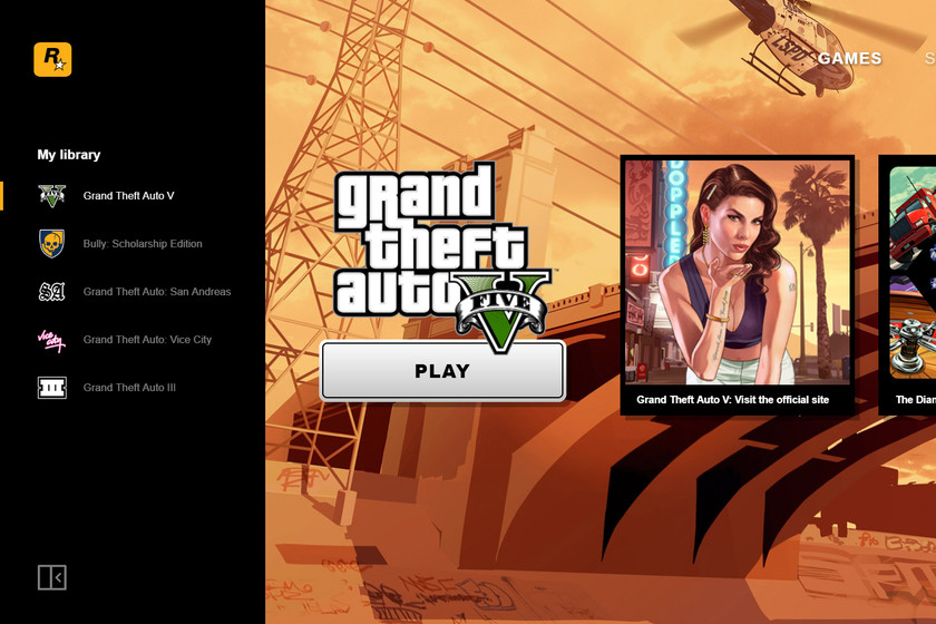 Rockstar also launches its own launcher for PC and gives you GTA San Andreas if you download it