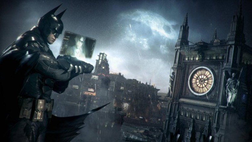 Ready to put on bat costume and save Gotham City?