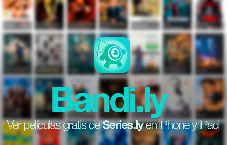 Series.ly, enjoy your movies and series for free with Bandi.ly for iPhone and iPad 2