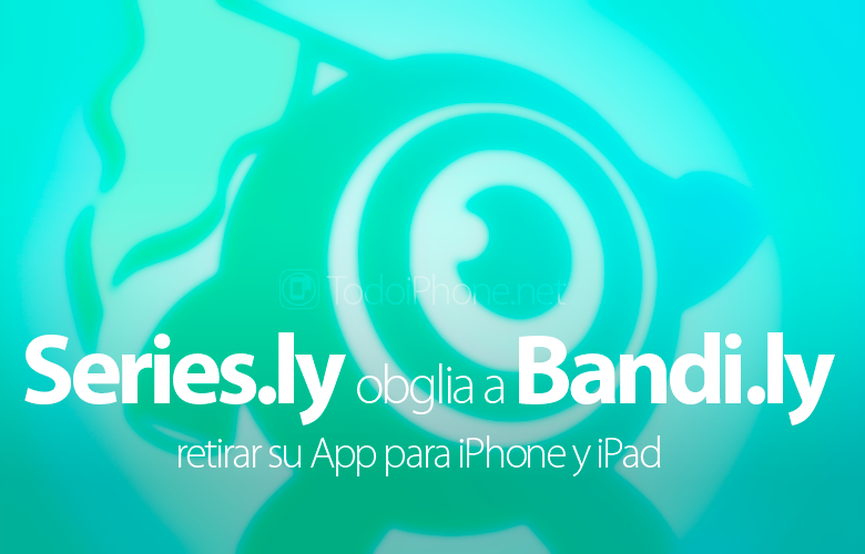 Series.ly forces Bandi.ly to withdraw its application for iPhone and iPad 3