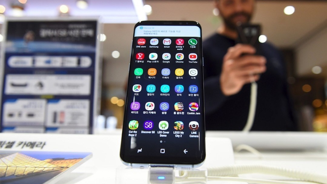 The Galaxy S8 and Note 8 will not be updated with Android 10