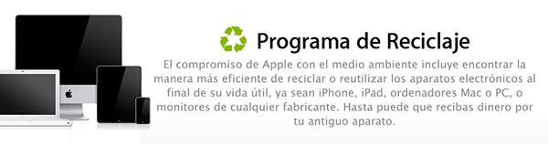 IPhone and iPad Recycling Program Arrives in Europe