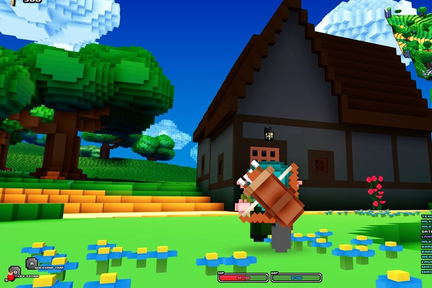 The final version of Cube World will finally come out after 6 years without knowing anything about the game