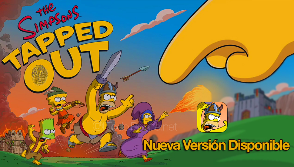 The medieval era comes to the Simpsons game: Springfield 4