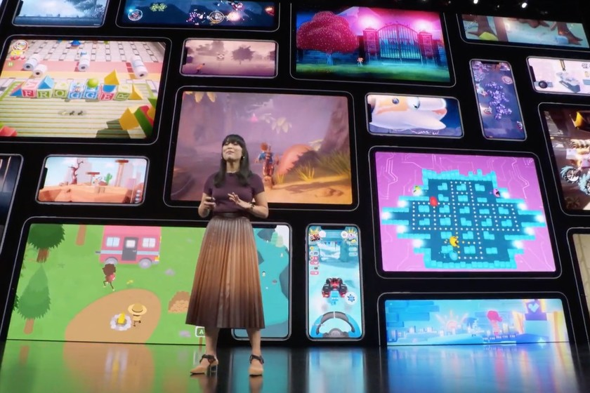 The video game service Apple Arcade will arrive on September 19 with more than 100 games and for $ 4.99 per month