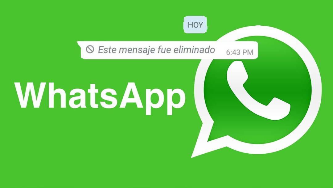 There is a way to view deleted WhatsApp messages