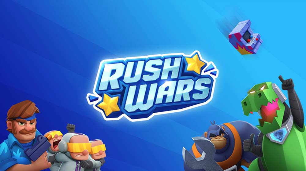 This is all that Rush Wars has added in its update