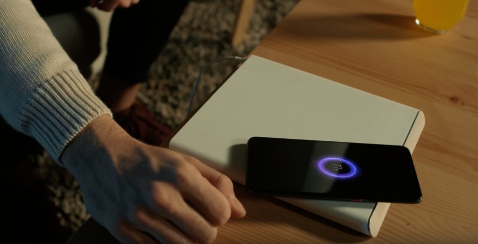 This is the futuristic wireless charging base that Xiaomi has presented with Mi Charge Turbo