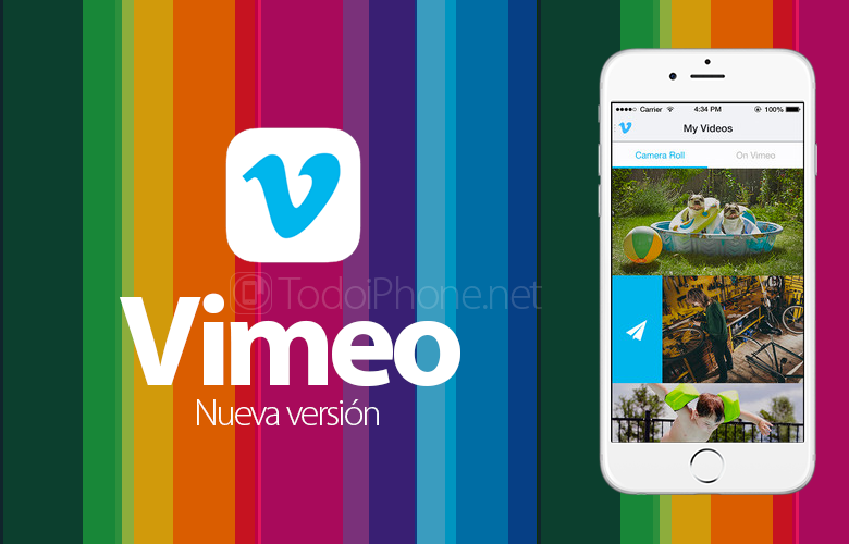 Vimeo for iPhone now has Chromecast support and more 2