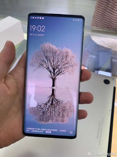 Vivo NEX 3: real images before launch (photo) 6