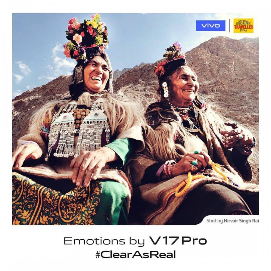 The first photographic samples of Vivo V17 Pro | Evosmart.it