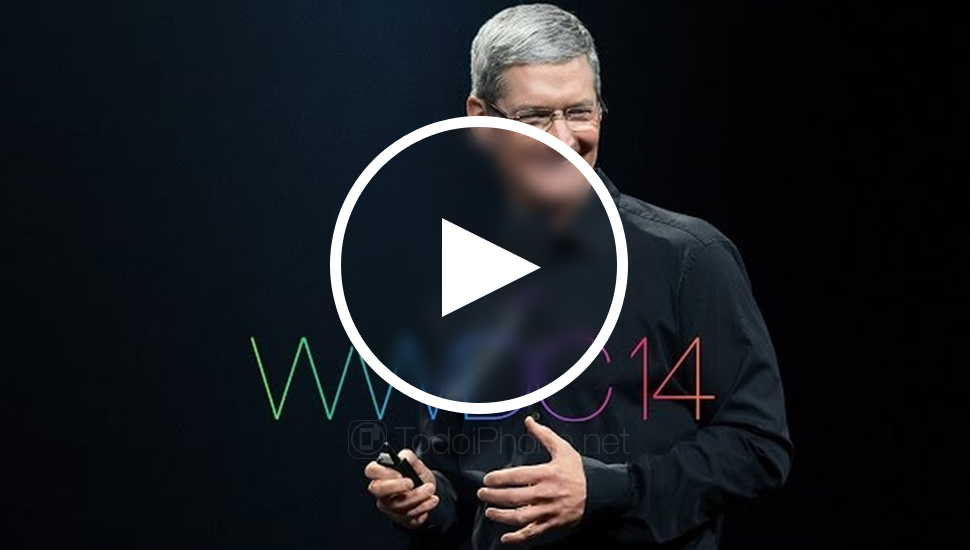 WWDC 2014, you can see it from YouTube and download it from iTunes 4