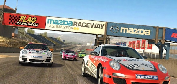 We already have the first Real Racing 3 Trailer 2