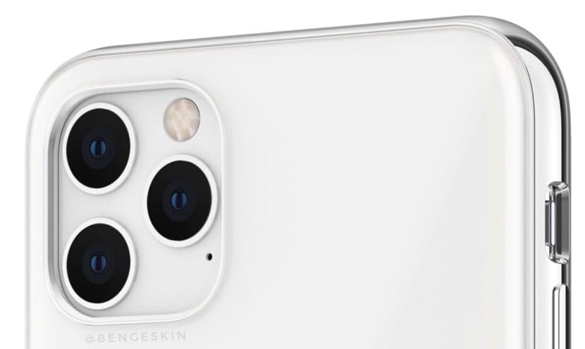 What if the iPhone 11 Pro camera did not stand out?