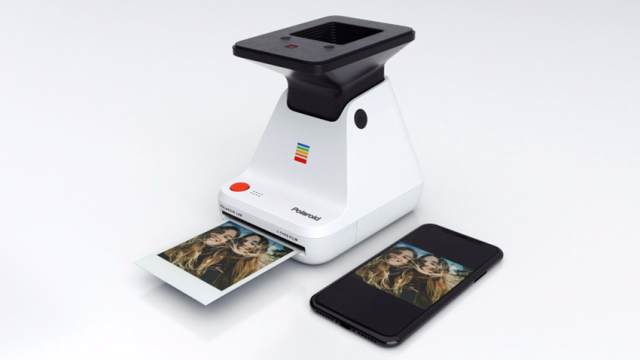 With Polaroid Lab You'll Be Possible to Get Instant Output from Smartphones