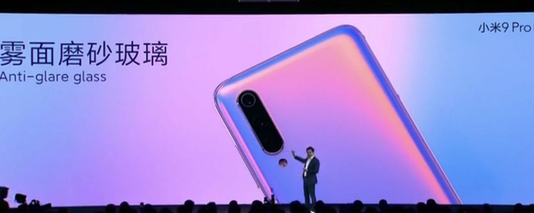 Xiaomi Mi 9 Pro 5G official: the 5G for less than € 500