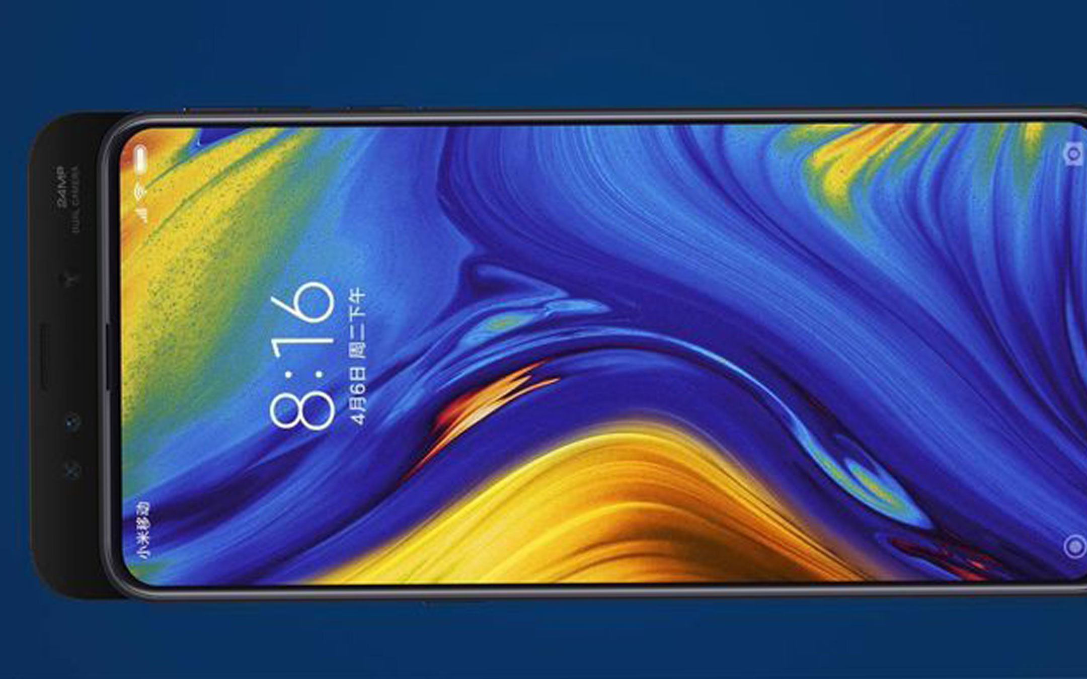 Xiaomi Mi MIX 4: there is a launch date, perhaps 2