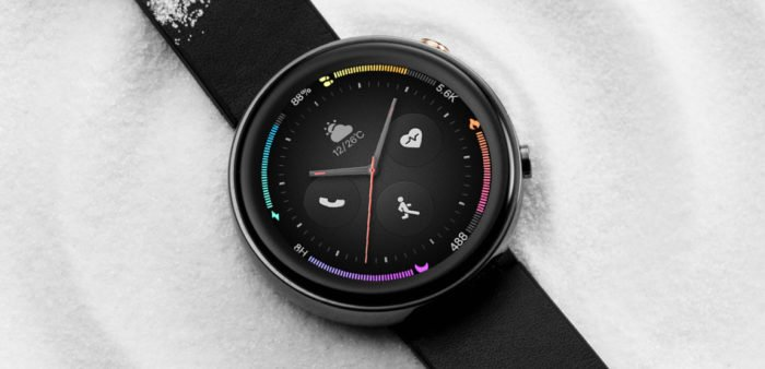 You can now buy the new Amazfit Nexo: a smartwatch designed for the most sporty 4