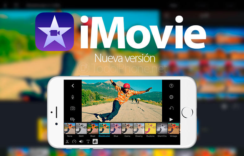iMovie for iPhone and iPad is updated with support for iCloud photos 7