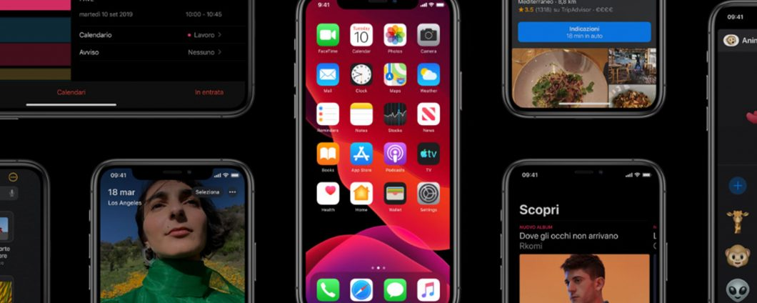 iOS 13.1 is available for download: details