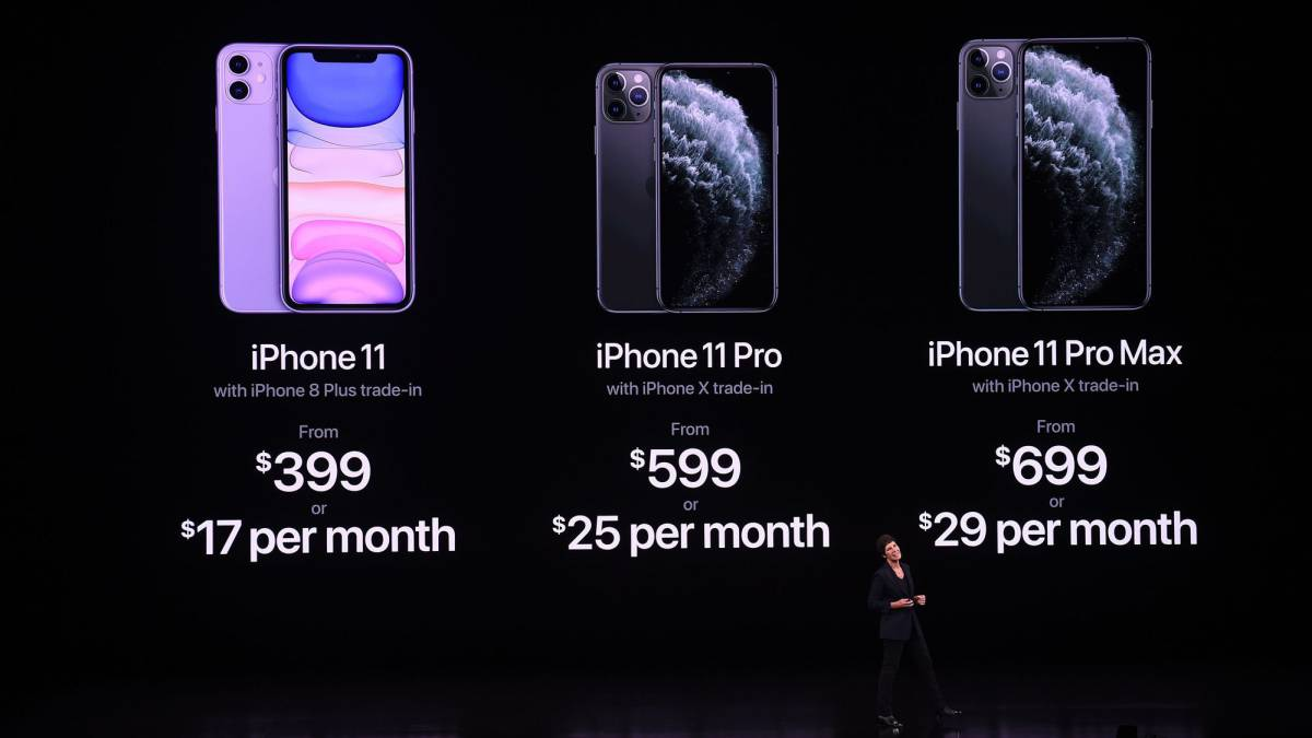 iPhone 11, Pro and Pro Max: Price, specifications and date 1